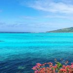 Guests can snorkel in the turquoise waters of the coral reef Image Vatavura Instagram