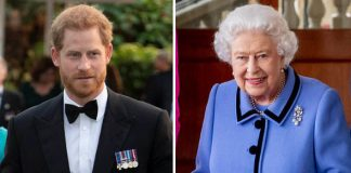 Harry has delivered a special message from the Queen to Tonga's monarchs Image REUTERS GETTY