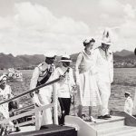In 1953 Queen Elizabeth and Prince Philip arrived to Fiji Image Kensington Palace