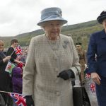 In 2012 the Queen opened Ynysowen Community Primary School in Aberfan Image GETTY