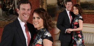 Jack Brooksbank and Princess Eugenie will marry on October 12 2018 Image PA