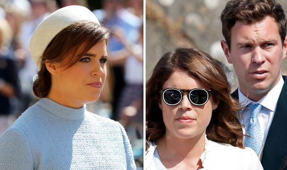 "Jack Brooksbank has opened up about feeling ""terrified"" of marrying Princess Eugenie Image Getty"