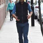 James Middleton dressed down to visit his new nephewSplash