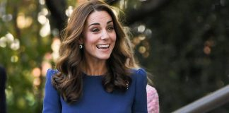 Kate Middleton is regal in blue for a visit to the Imperial War Museum Photo C GETTY