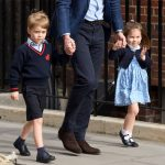 """Kate Middleton latest news Carrying out """"informal"""" lessons for Prince George and Charlotte Image GETTY"""