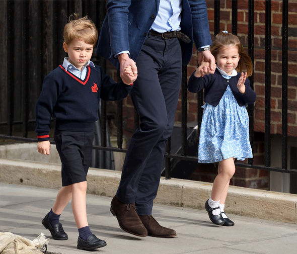 "Kate Middleton latest news Carrying out ""informal"" lessons for Prince George and Charlotte Image GETTY"