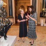 Kate Middleton news Kate had arranged the showcase at Buckingham Palace (Image PA)