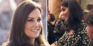 Kate Middleton news The Duchess glowed in the footage (Image WENN • ITV)