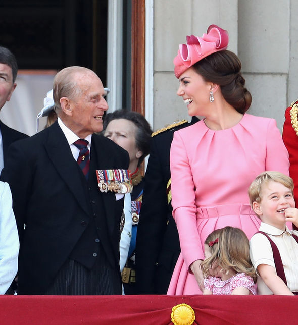 Kate Middleton news The two have a close bond according to a body language expert Image GETTY