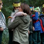 """Kate Middleton reveals what she loves doing with Prince George and Princess Charlotte 'for hours"""" Photo (C) GETTY IMAGES"""
