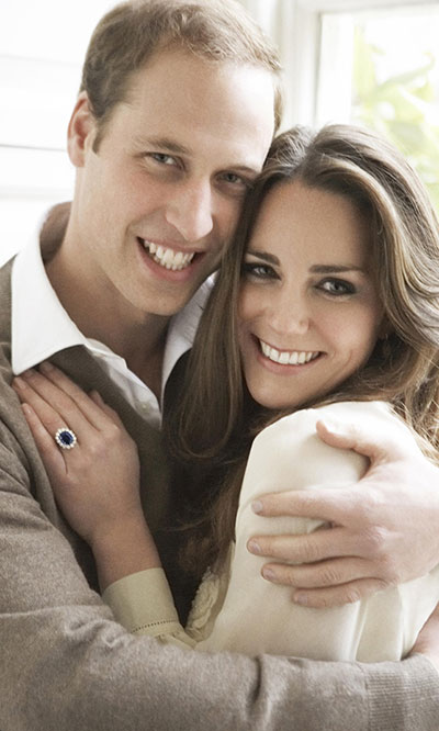 Kate and William engagement photo Photo C GETTY