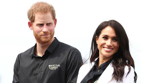 Markle Markle and Prince Harry have hired a nanny to help raise their first baby Image GETTY