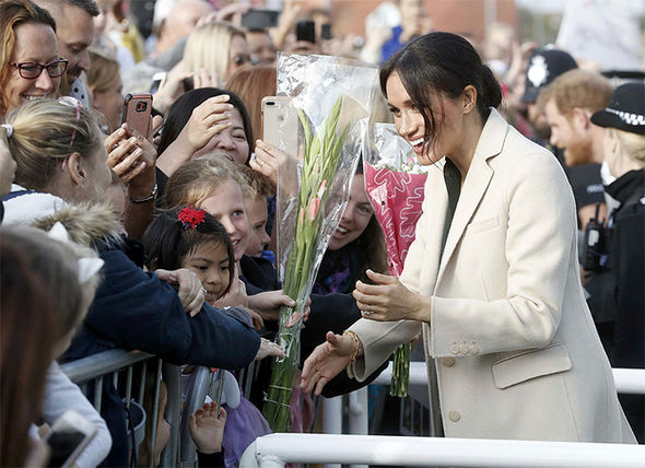 Meghan Markle and Harry will see koala at Sydney's Taronga Zoo (Image GETTY)