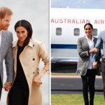 Meghan Markle and Prince Harry The royal couple share secret gestures a body language expert says Image EPA AFP Getty