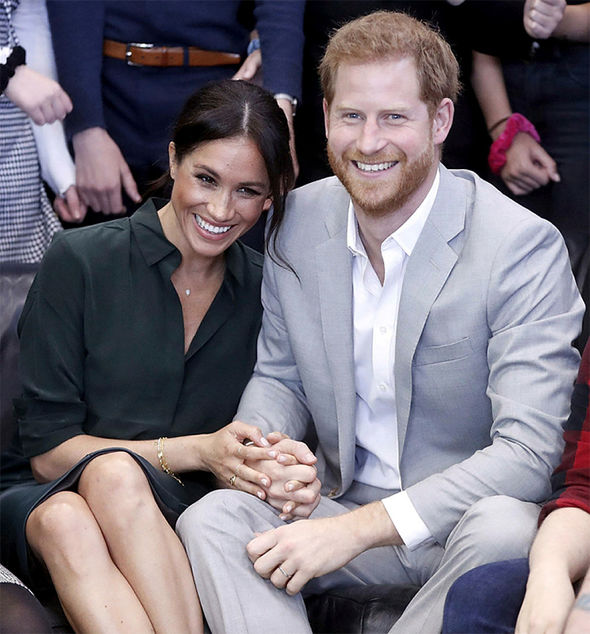 Meghan Markle and Prince Harry will visit iconic site in Australia, Fiji, Tonga and New Zealand (Image GETTY)