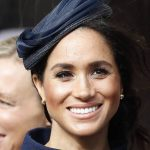 Meghan Markle at Princess Eugenies Royal Wedding Image GETTY