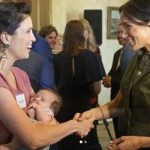 Meghan Markle due date Australian singer Missy Higgins sparked the baby confusion on Instagram Image Missy Higgins Instagram
