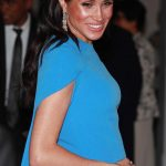 Meghan Markle due date The Duchess of Sussex announced her pregnancy on October 15 Image GETTY