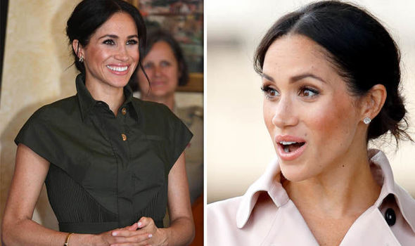 Meghan Markle due date The Duchess of Sussexs pregnancy was announced on Monday Image Reuters Getty
