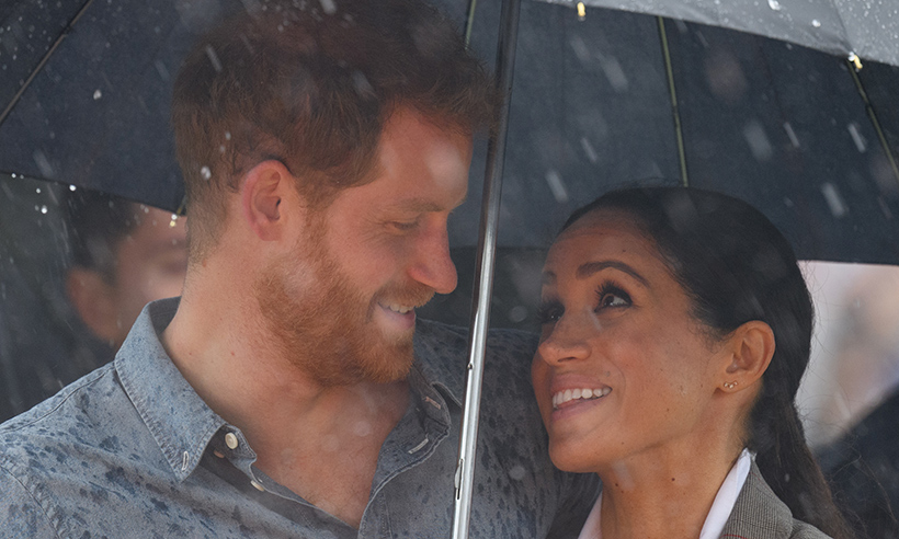 Meghan Markle is further along in her pregnancy than we thought Photo C GETTY