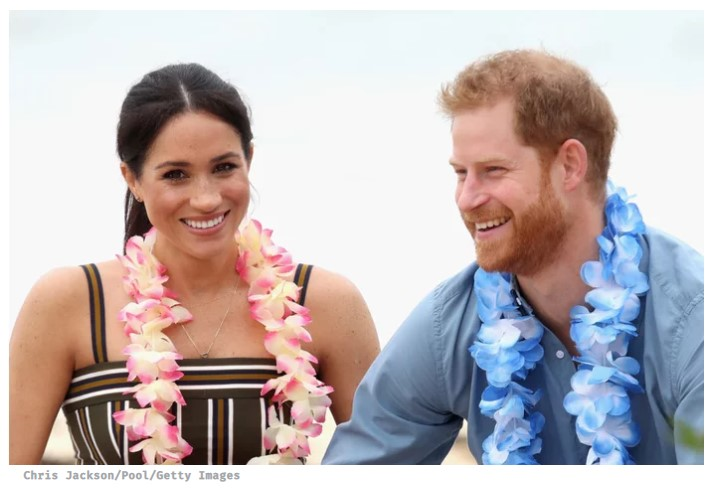 2 Meghan Markle opened up about pregnancy—It feels like jet lag Photo C CHRIS GETTY