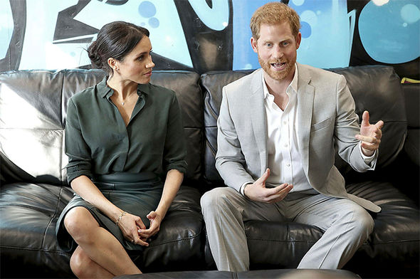 Meghan Markleand Prince Harry will kicks start their Commonwealth tour in Sydney, Australia (Image GETTY)