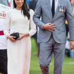 Meghan and Harry arrived in Fiji earlier today Image Getty