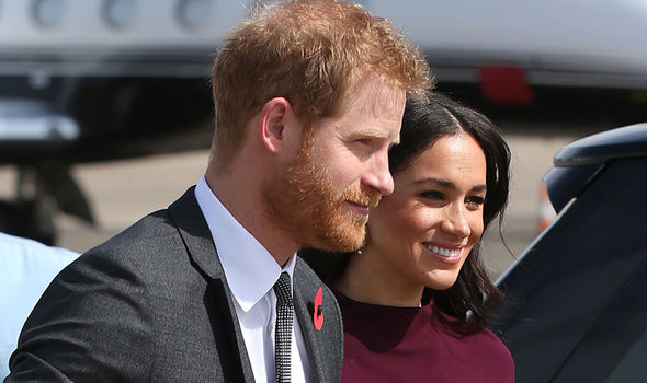 Meghan and Harry will spend the last three days of their landmark trip in New Zealand Image Getty