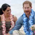 Meghan reportedly told a beachgoer that pregnancy was like having jet lag Image Getty