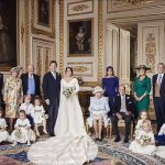 Mia Tindall fails to smile in Princess Eugenies official Royal Wedding pictures Image Alex Bramall PA Wire