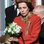 Olivia Coleman plays the Queen in the third series of the royal drama Image WENN