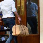 Pippa Middletons husband James Matthews was seen entering the Lindo Wing Image SPLASHNEWS