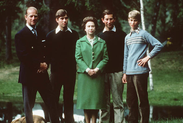 Prince Charles eventually met Princess Diana in 1977 before proposing to her in 1981 Image GETTY