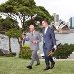Prince Charles was accompanied by 18 staff members during his 2012 tour of Australia Image GETTY