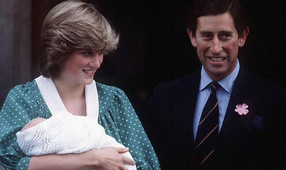 Prince Charles was furious Princess Diana did not live in his shadow Image GETTY