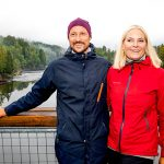 Prince Haakon and Princess Mette Marit out in September Photo C GETTY IMAGES