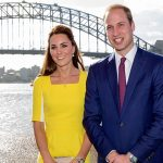 Prince Harry and Meghan Markle recreate Prince William and Kate Middletons Sydney Harbour Bridge pose Photo C GETTY