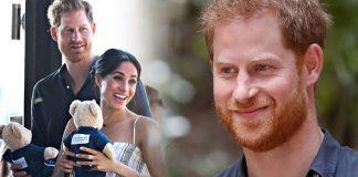 Prince Harry commented for the first time on his preference for the sex of the Royal baby Image WIREIMAGE EPA
