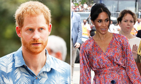 Prince Harry is expected to ask for a clarifying statement from his Meghan's protection officers Image Getty Reuters