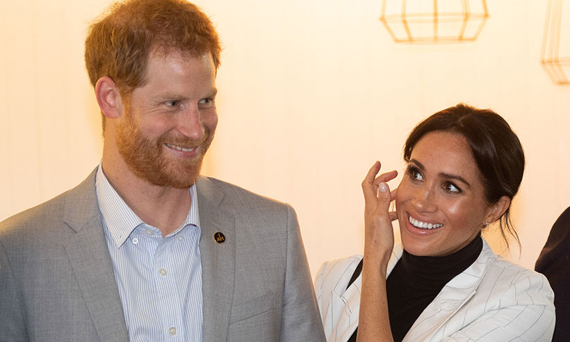 Prince Harry reveals if he prefers a girl or boy see the video Photo C GETTY