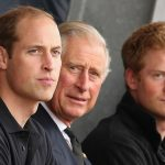 Prince William Prince Harry and Prince Charles watch the athletics during the Invictus Games four years ago William was happy for instance