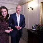 Prince William and Kate hosted a reception at their home on Wednesday Photo C GETTY