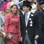 Princess Beatrice boyfriend Beatrice and Dave Clark Image GETTY