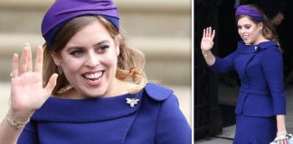 Princess Beatrice boyfriend Is Beatrice in a relationship Is Beatrice single Image REUTERS