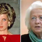 Princess Diana had a strained relationship with her mother Frances Shand Kydd Image GETTY