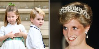 Princess Diana has a love of dancing in common with her grandchildren Image GETTY