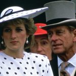 Princess Diana received support from Prince Philip as her marriage began to fall apart Image GETTY