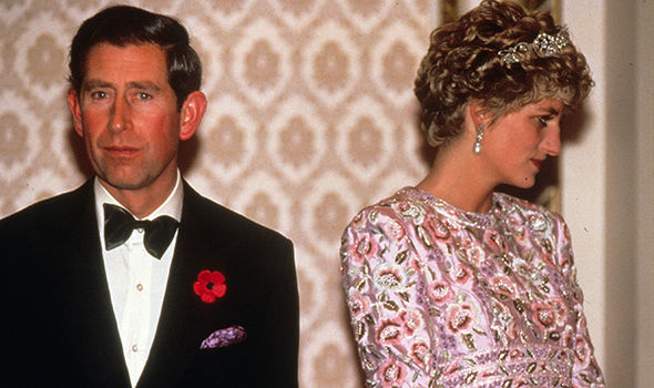 Prince Philip and the Queen fully supported Princess Diana following Prince Charles affair Image GETTY
