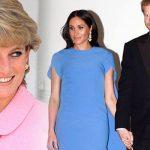 Princess Diana was honoured by Fiji President Jioji Konrote as Meghan and Harry arrive in Fiji Image Getty