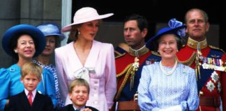 Princess Diana was snubbed by Princess Margaret at her funeral Mr Brown claimed Image GETTY